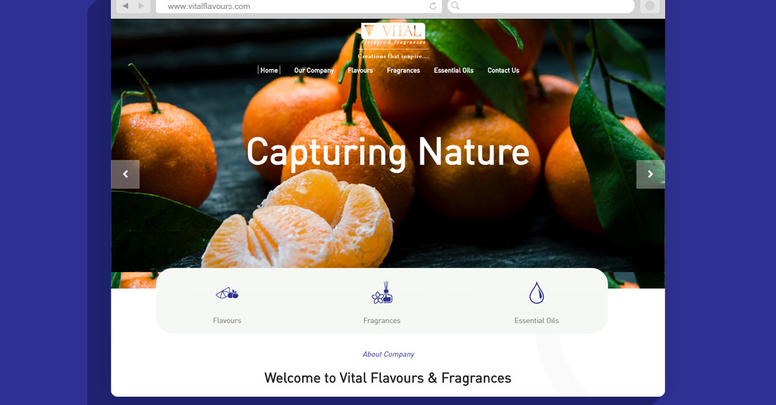 Vital Flavours & Fragrances